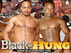 black and hung men