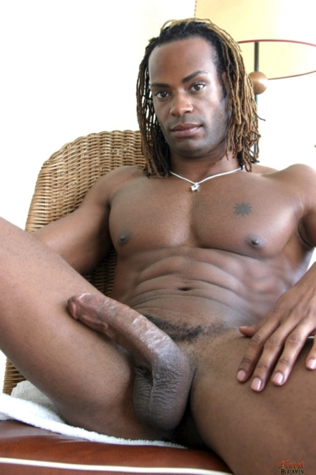 black gay in underwear porn