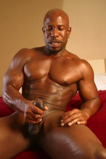 Gay Black Muscle Tube