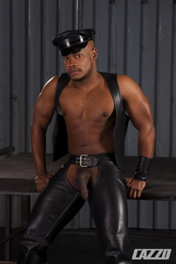 from Tyler german rubber gay chaps